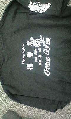 新ジムTシャツ