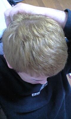 金髪と好調と虎眼と試合