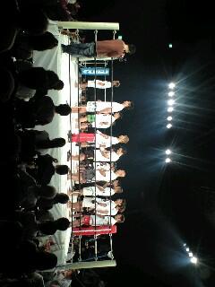 プロ修斗名古屋大会