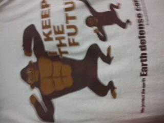 ゴリTシャツ