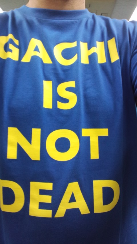 Tシャツできた