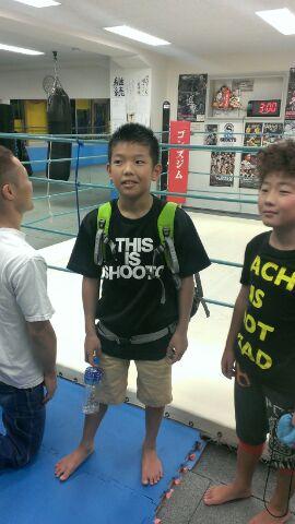柔道の区大会