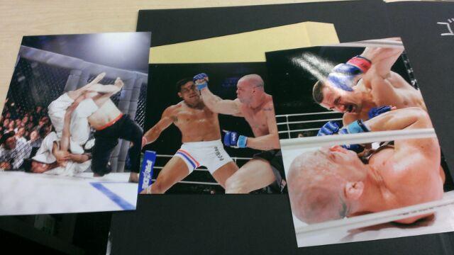 MMA 写真集
