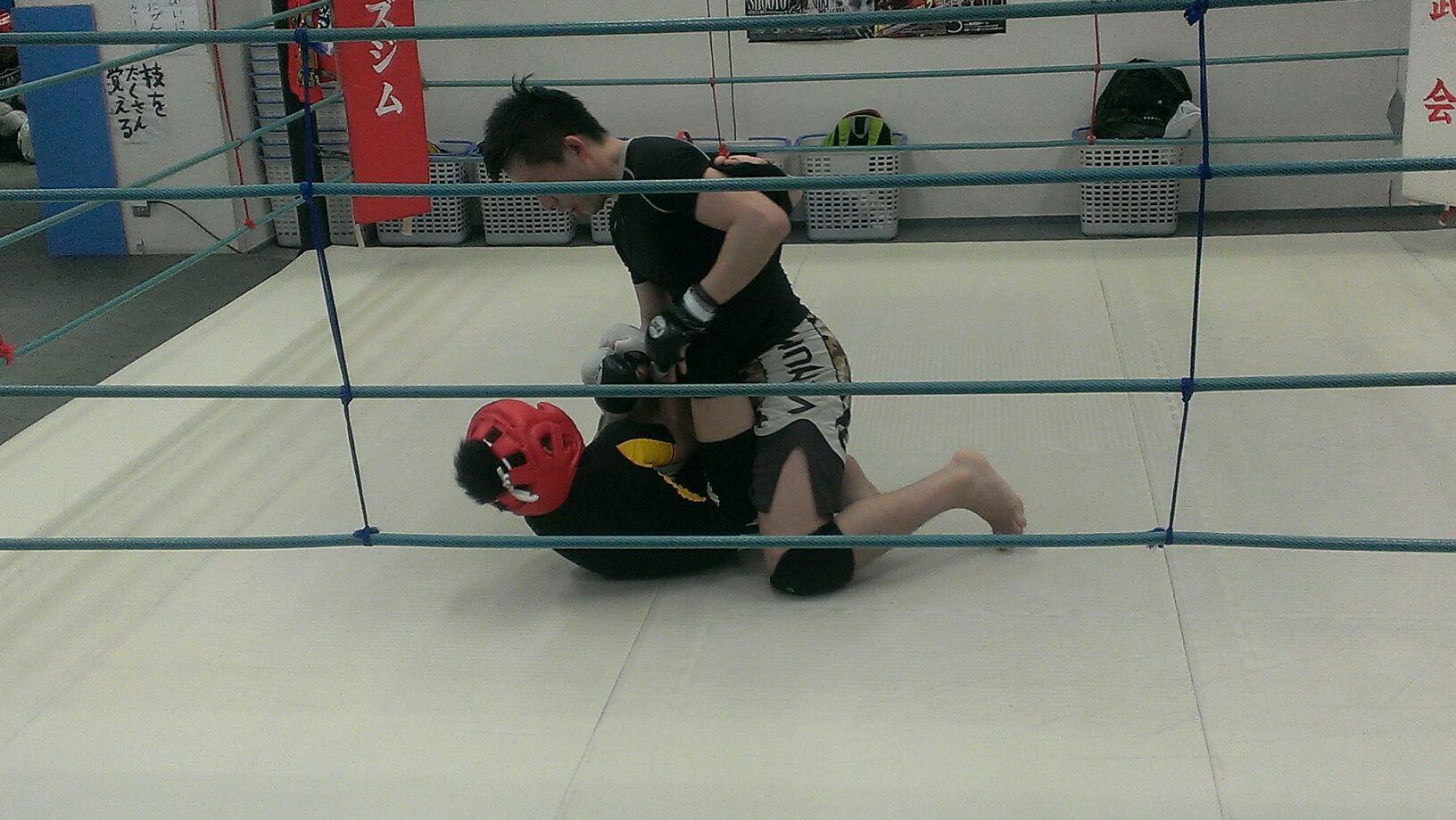 チビッコ練習とパワー