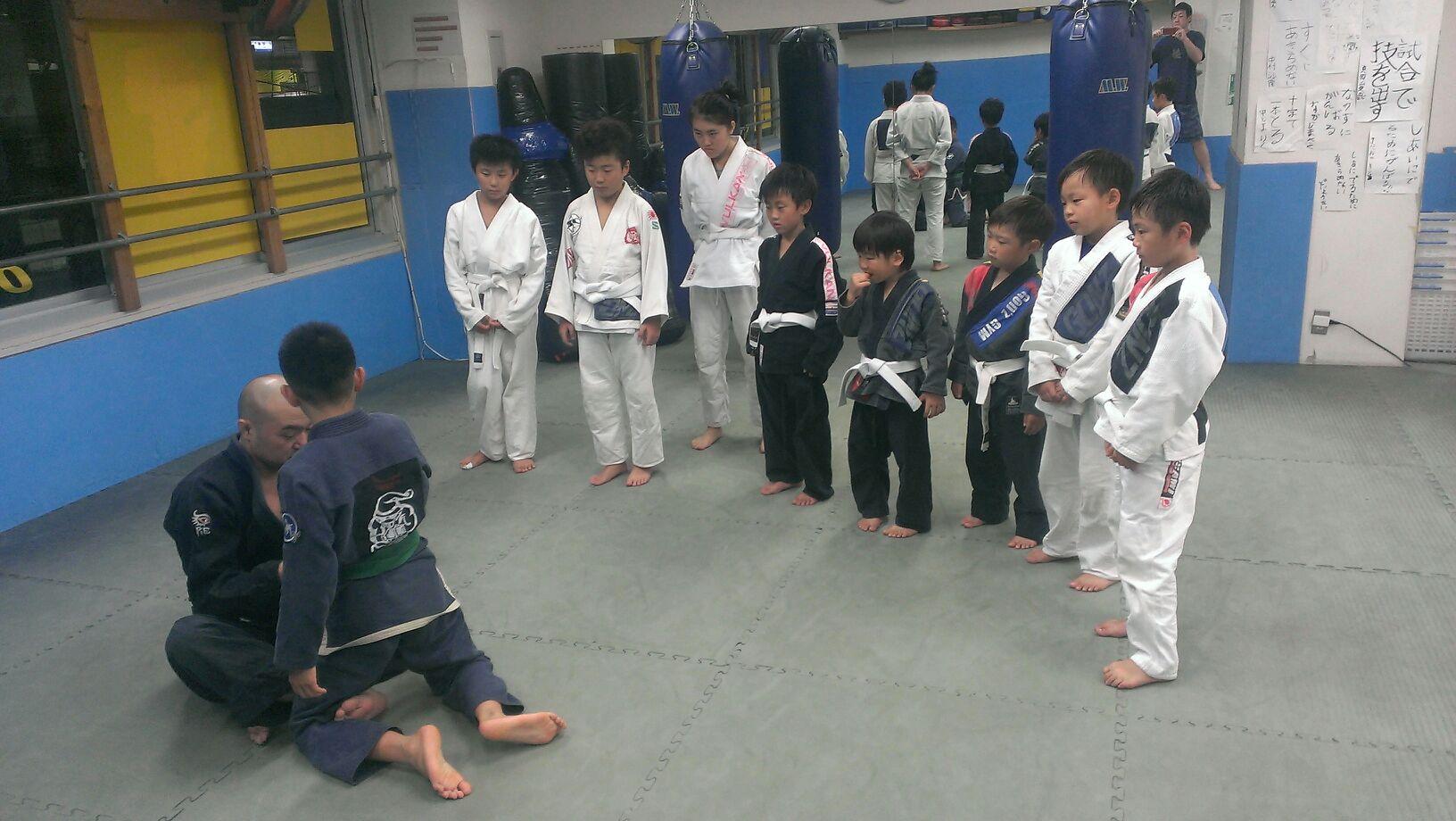 土チビ柔術と七帝柔道